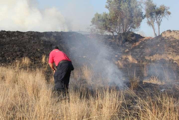Emite Bomberos recomendaciones para evitar incendios en la temporada de estiaje