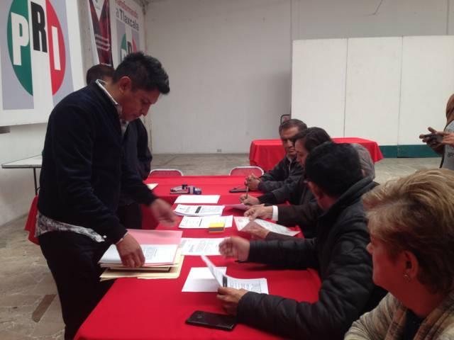 Mañana se registrarán precandidatos a diputados locales del PRI
