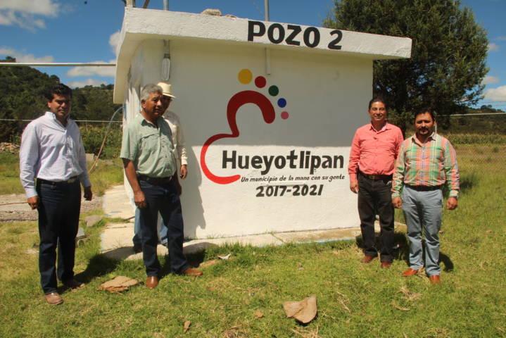 Mejoramos el suministro del agua potable con la rehabilitación del pozo: alcalde