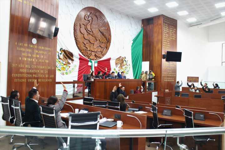 Feminicidio y violencia familiar están tipificados en el código penal: Congreso Local al Federal