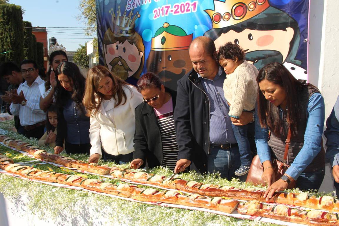 El 3er Festival de Reyes Magos reunió a cientos de niños y niñas: alcalde