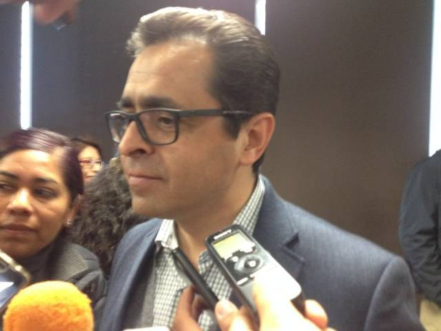 Camacho Higareda dice no tener en su agenda buscar un cargo de elección