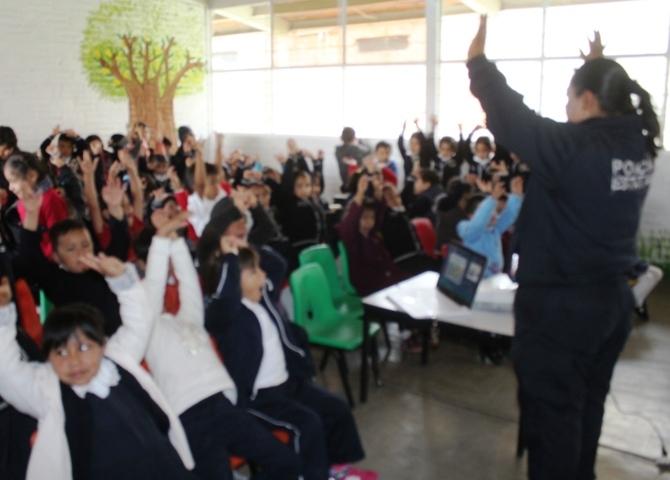 CES y Gobierno de Lardizábal realizan Semana de Prevención del Delito