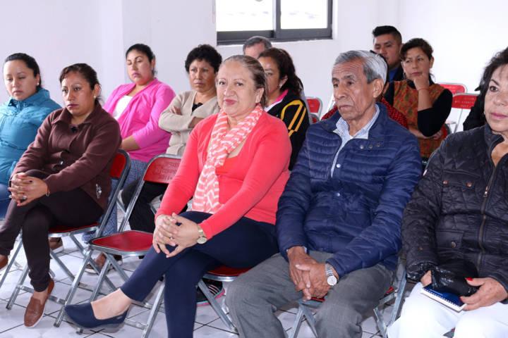 """Protección Civil de Texoloc coordina conferencia """"Intervención en crisis"""""""