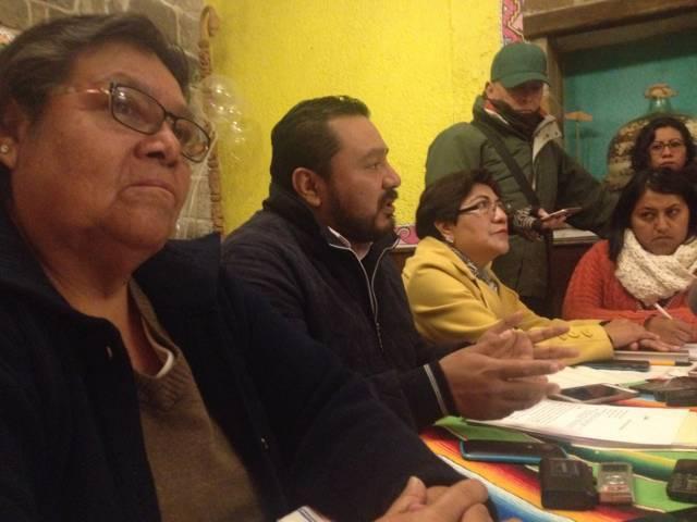 Perredistas advierten que no permitirán la imposición de Ramírez