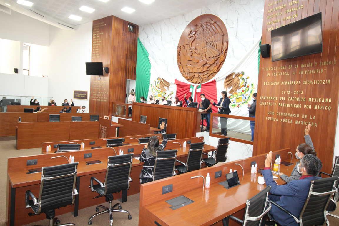 Reorganiza Congreso del Estado la integración de las comisiones ordinarias
