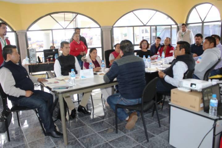 Gobierno de Tepetitla coordinará actividades de afiliación y reafiliación al Seguro Popular