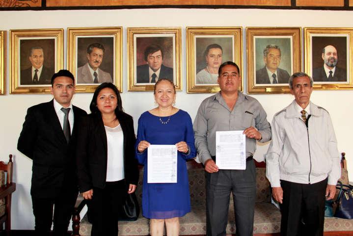 Texóloc líder en gestión de recursos, ya lleva 13.1 millones de pesos