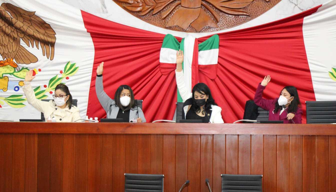 Integra Congreso De Tlaxcala comisiones especiales para conocer de denuncias de juicio político