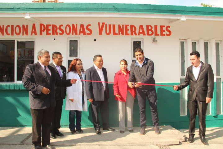 Mejorar la calidad de vida mi prioridad: López López