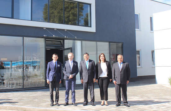Inauguran JAAL y MGZ otra empresa en Huamantla