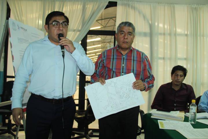 Exdiputados actuaron con dolo al señalar los límites territoriales de Totolac: alcalde