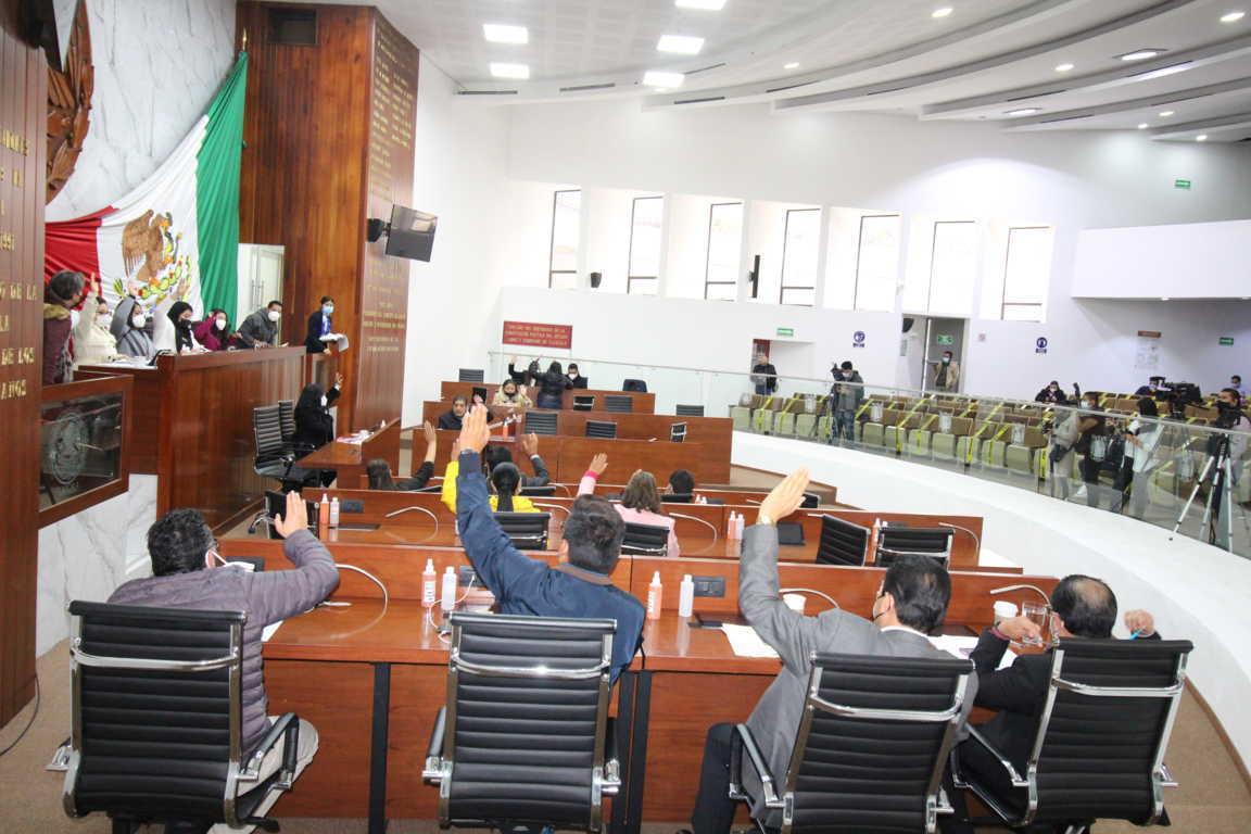 Aprueba Congreso de Tlaxcala Ley de Ingresos de Tlaxcala para el 2021