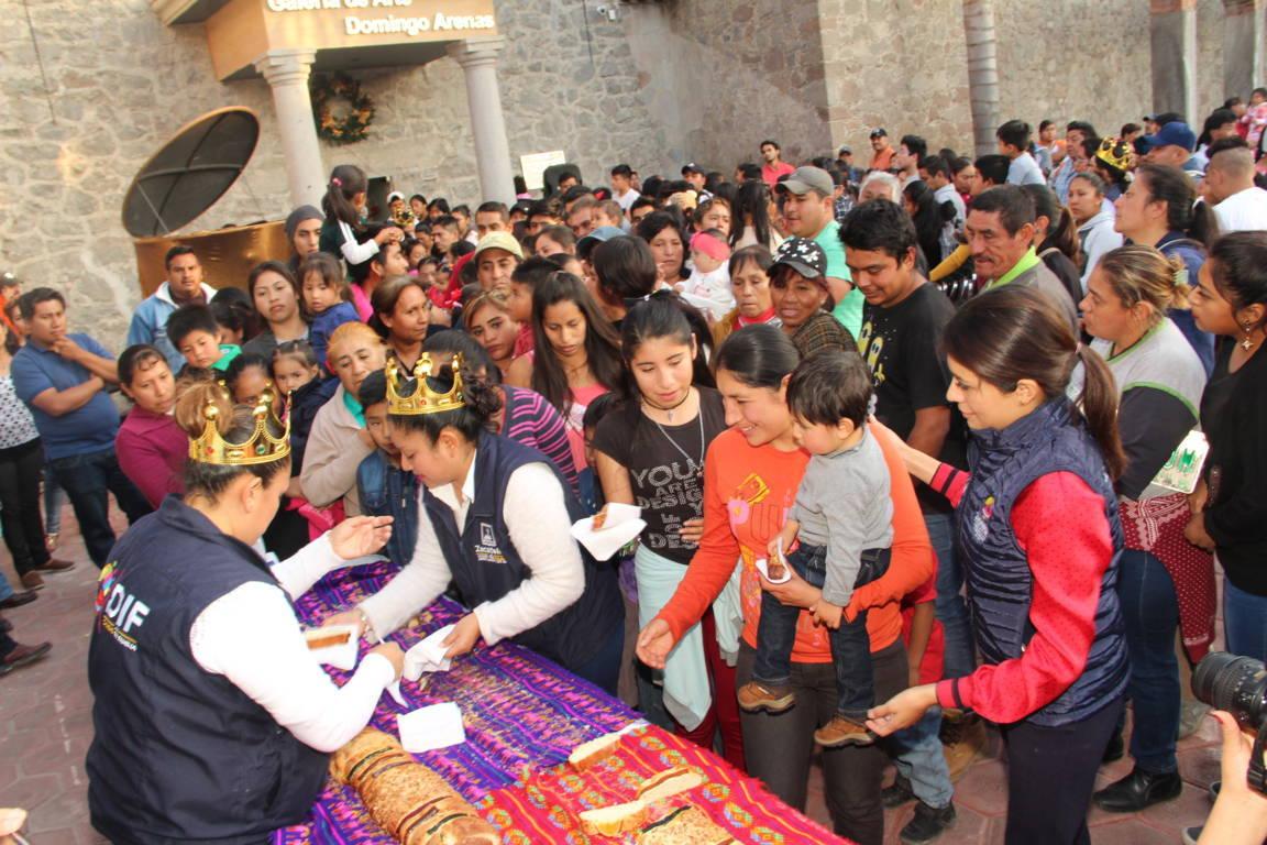 El Día de Reyes llena de esperanza e ilusión a todos los niños: Jimena Orea