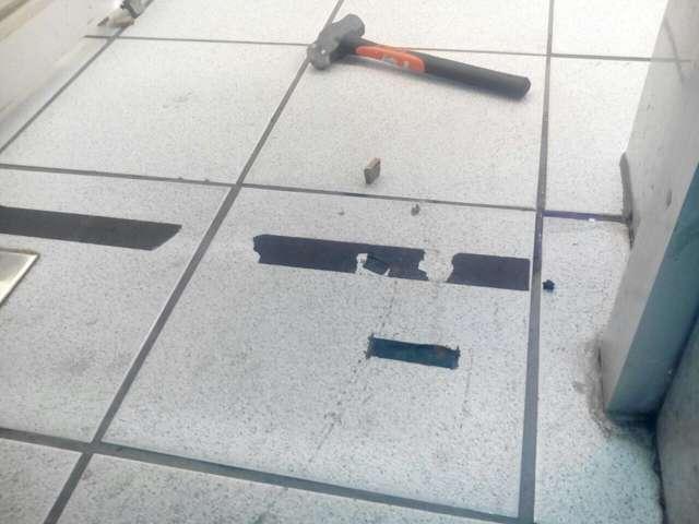 Frustra Policía Municipal robo en tienda Coppel de Chiautempan