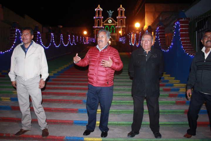 Alcalde hace un llamado a disfrutar las fiestas decembrinas en armonía y en familia