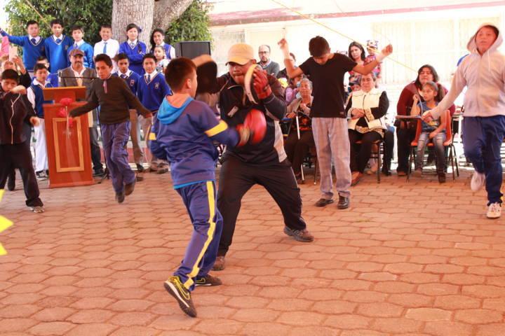 Ayuntamiento fomenta el deporte contra las adicciones y prevención del delito