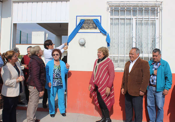 Reitera JAAL su apoyo para adultos mayores de Huamantla