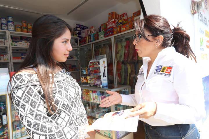Acceso universal a medios digitales para  garantizar inclusión: Alejandra Ramírez