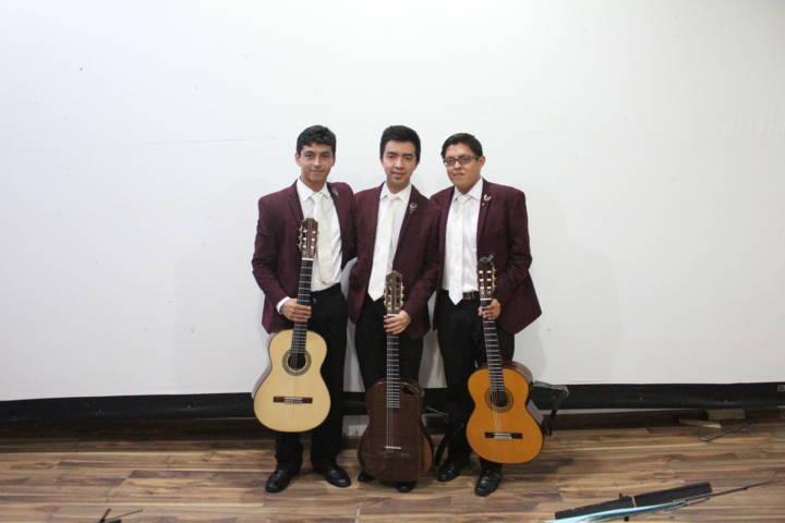 Escuela de música Manuel María Ponce lleva a cabo concierto didáctico