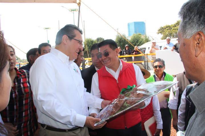 Este nuevo puente Briones abre un camino al desarrollo del municipio: alcalde