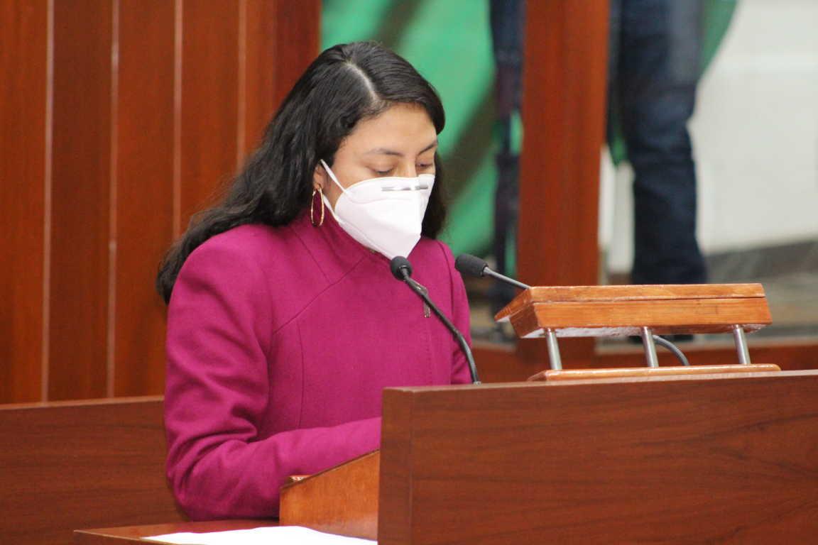 Propone Patricia Jaramillo aumentar a 3 años presidencia del IAIP
