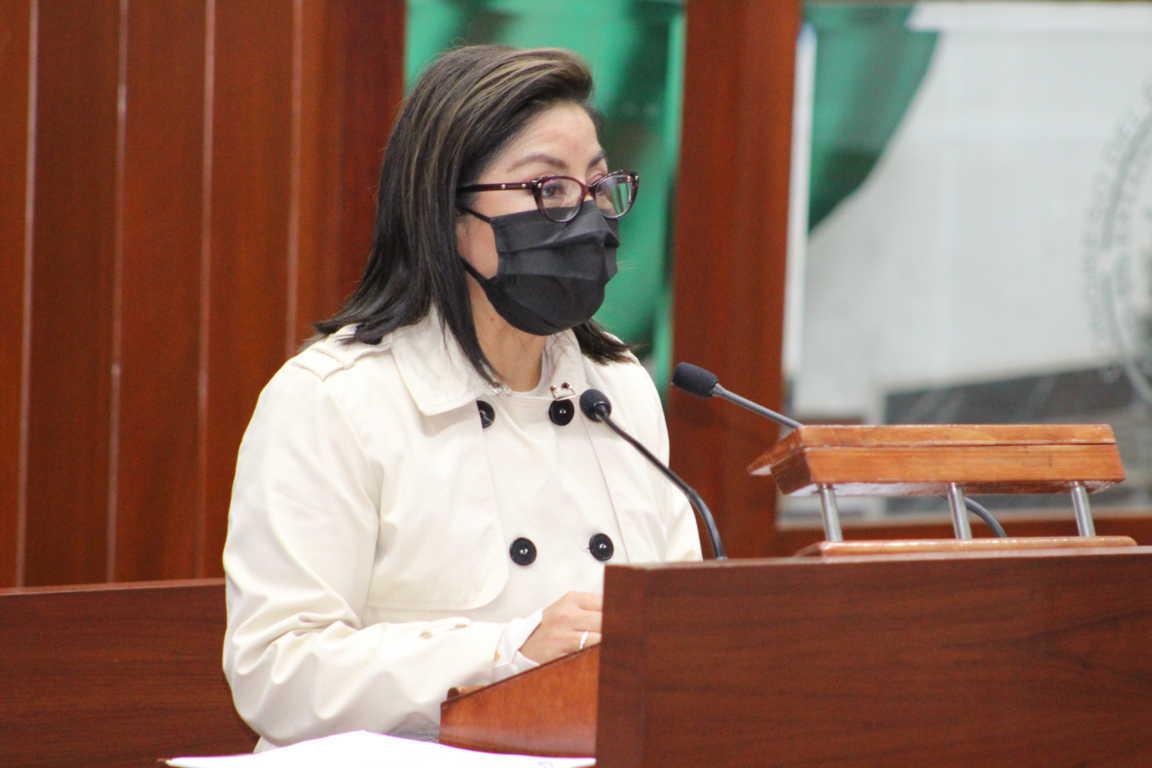 Pugna Leticia Hernández por protección a víctimas