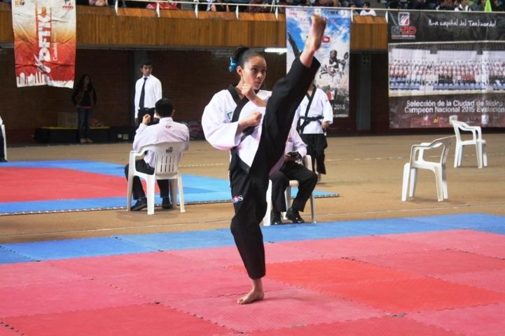 Buscarán taekwondoínes tlaxcaltecas la gloria de Olimpiada Nacional