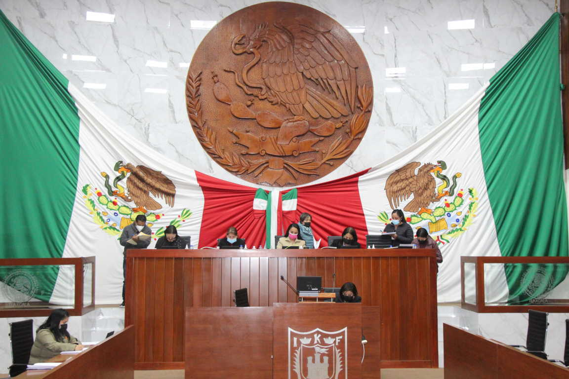 Aprueban reforma al código financiero que beneficia a los tlaxcaltecas