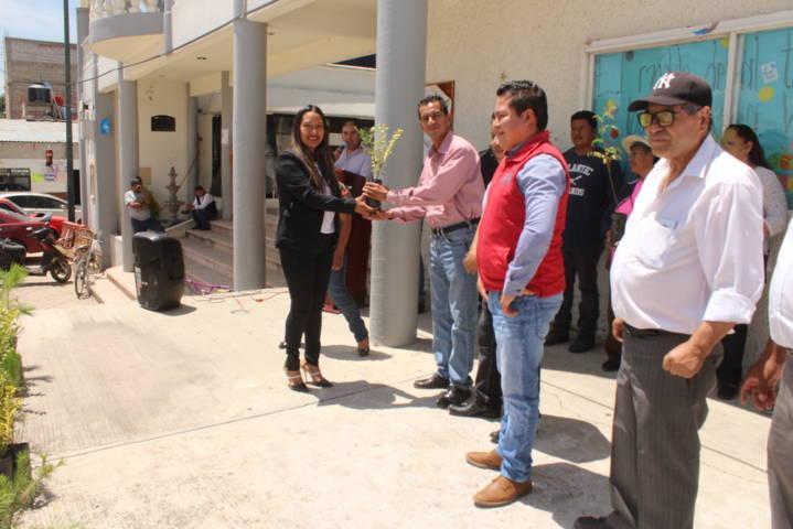El Gobierno de Lardizábal realizará 2da. Campaña de Reforestación