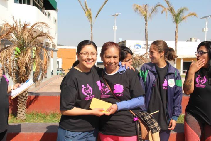 Las mujeres tenemos derecho a un trato digno e igualitario: Dhani Díaz
