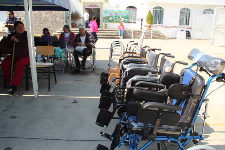 Ampliaremos la plantilla de trabajadores con personas discapacitadas: alcalde