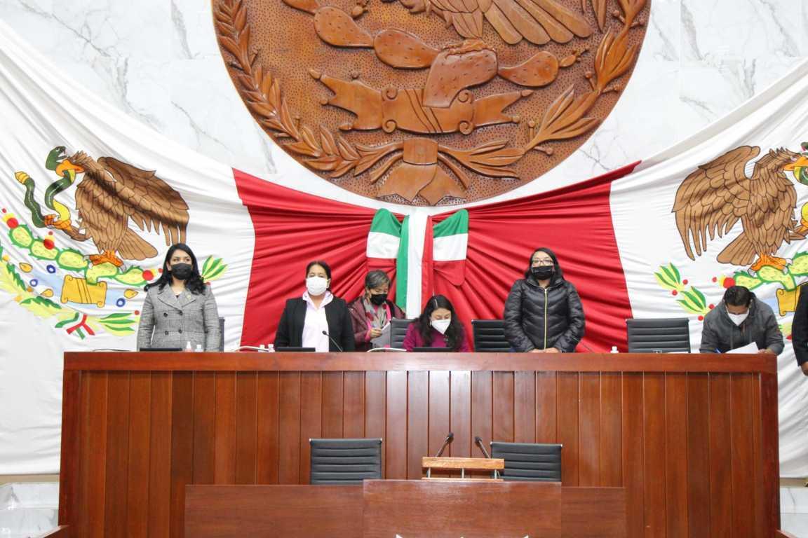 Se instala la comisión permanente del Congreso Del Estado