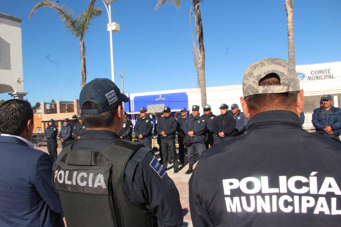 Con acciones concretas disminuimos la delincuencia en el municipio: Cesar Hernández