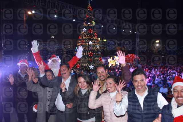 Este Festival Navideño sea para impulsar nuestras tradiciones: alcalde