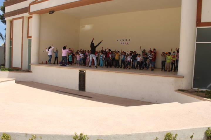 Con actividades recreativas y deportivas se realizan Cursos de Verano en Tepetitla
