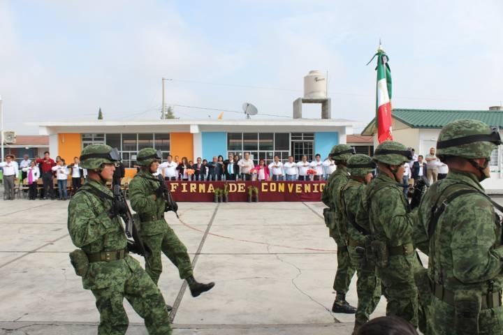 Efectuarán en Santa Cruz Tlaxcala sorteo del SMN