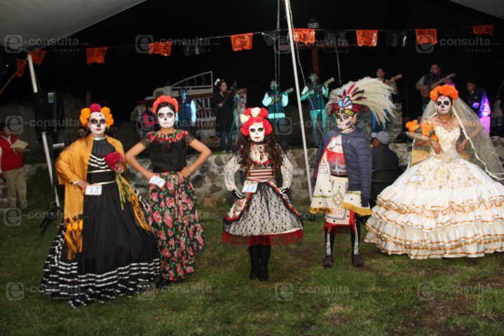 Alcalde impulsa las tradiciones de Día de Muertos con el VI Festival Cultural