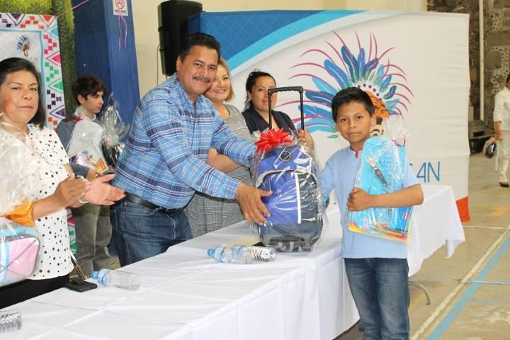 En estos cursos de verano fomentamos en los niños la sana convivencia: alcalde