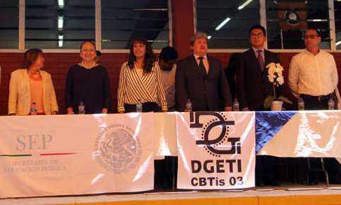 Tirana del Cbtis 03 se embolsa 3.5 millones de cuotas escolares