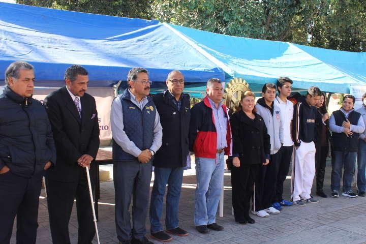 """Llevan a cabo SMDIF y Club Rotario de Huamantla evento """"Enchúlame la Silla"""""""