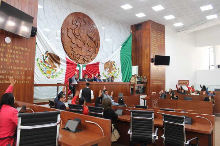 Reforma Congreso de Tlaxcala Ley De Transparencia