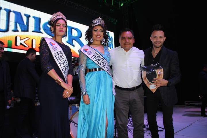 Culmina con éxito la Feria de Tetla en su edición 2017