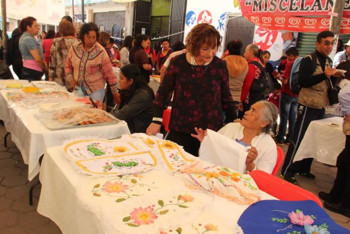 """Todo un éxito fue la """"Expo-Venta Artesanal Ixtacuixtla 2018"""": Georgina Beatriz"""