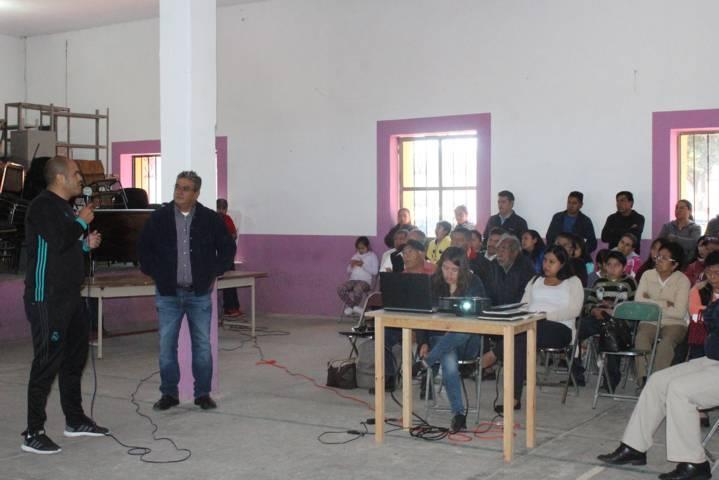Alcalde anuncia que Tlacochcalco ya tiene nuevo panteón