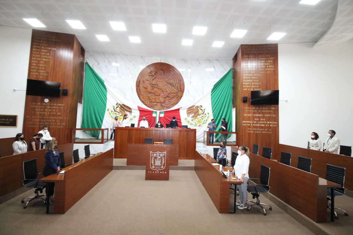 Clausura la LXIII Legislatura su último periodo ordinario
