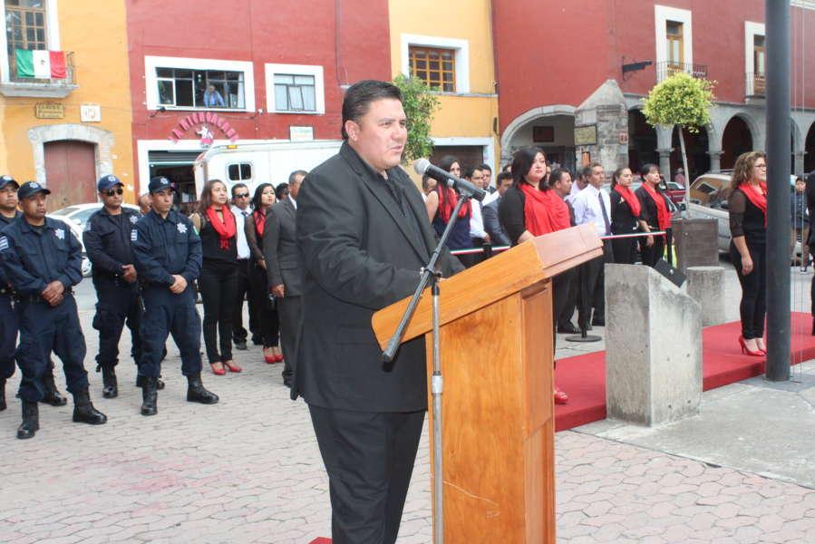Sin el apoyo del gobernador, Tecopilco avanza: alcalde