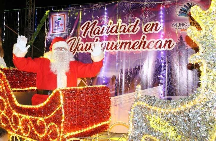 Este 10 de diciembre se realizará el tradicional encendido del Árbol de Navidad