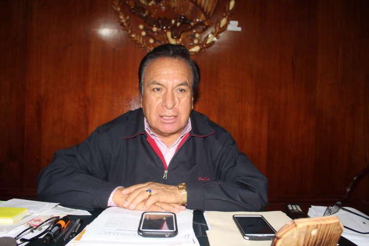 Esta guerra sucia en mi contra no tiene fundamentos: Muñoz Barba