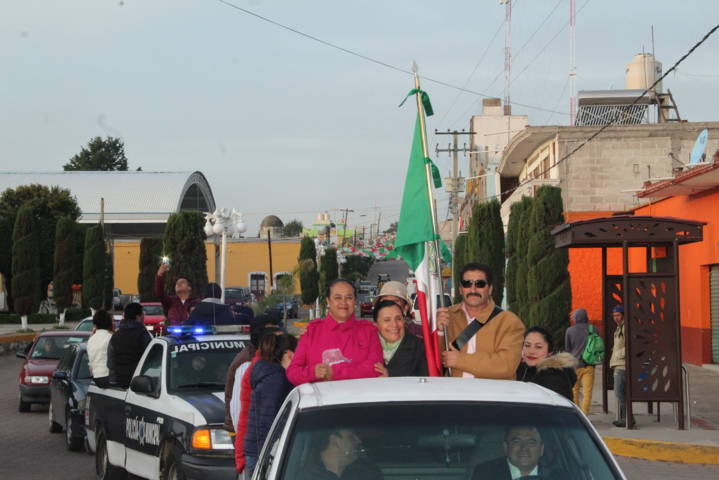 Sánchez Amador encabezó fijación del Bando Solemne